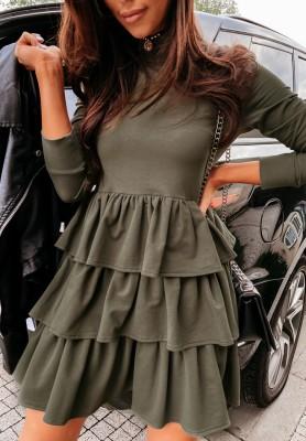 Sukienka Hose Khaki