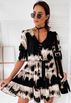 Sukienka Therasia Black