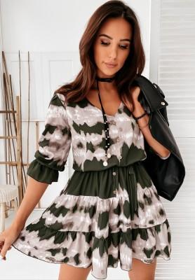 Sukienka Therasia Khaki