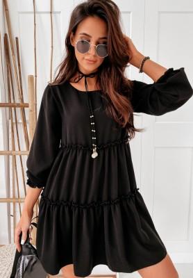 Sukienka Susanitha Black