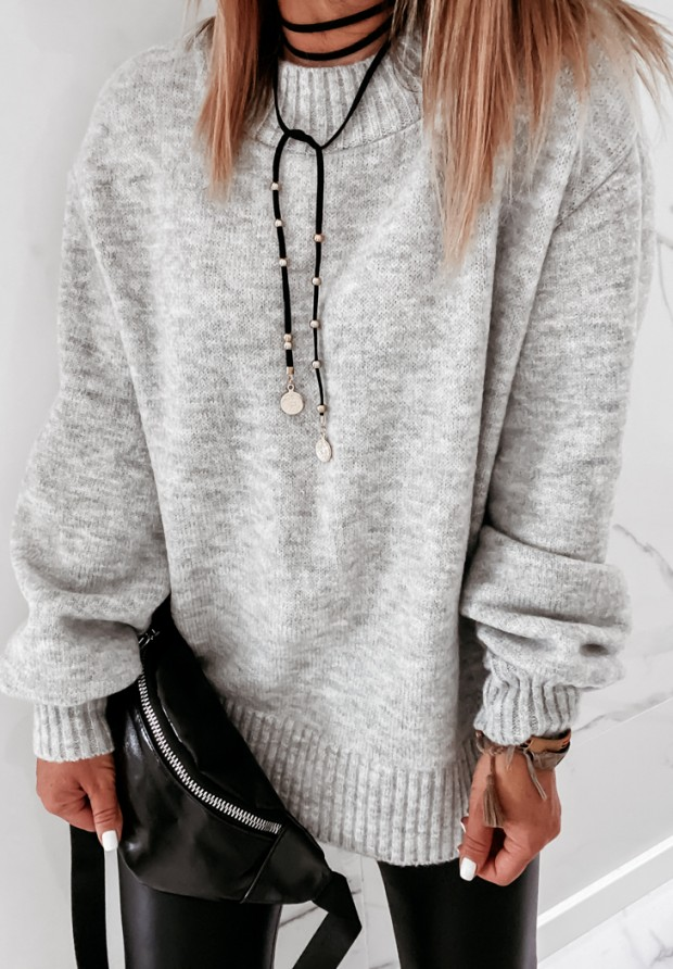 Sweter Matilde Grey