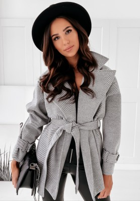 Płaszcz Magali Grey