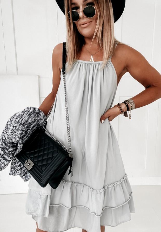 Sukienka Nasty Grey