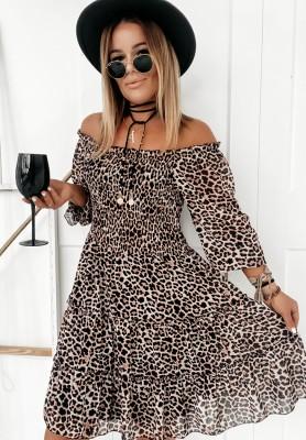Sukienka Rubber Panther