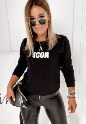 Bluza Evika Icon Black