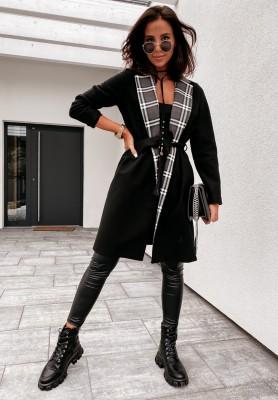 Płaszcz Ivette Black