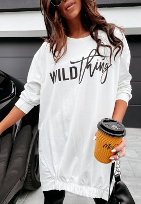 Bluza Tunika Wild Thing Ecru