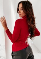 Sweter Golf Solange Red