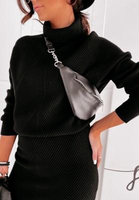 Komplet Sweterkowy Morvenna Black
