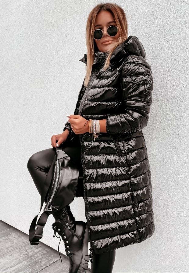 Kurtka Płaszcz Laria Black