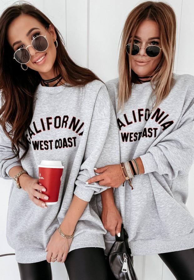 Bluza California Grey
