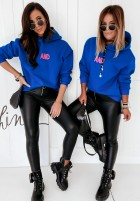 Bluza And Blue