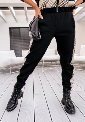 Spodnie Natis Berry Black