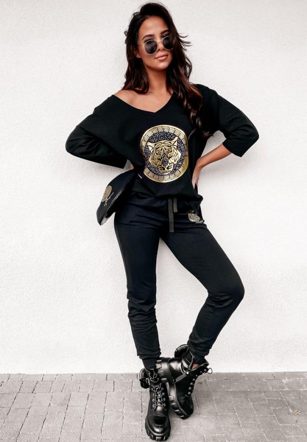 Spodnie Tiger Black