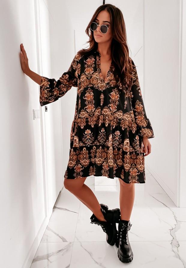Sukienka Adrienne Black