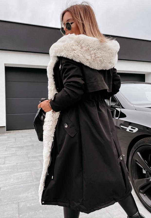 Kurtka Brittany Black&White