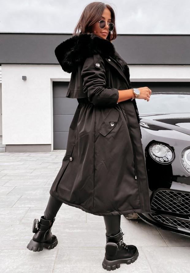 Kurtka Brittany Black&Black