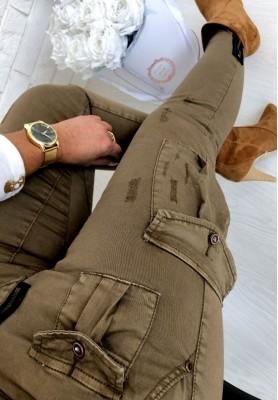 221 Spodnie Galileo Fango