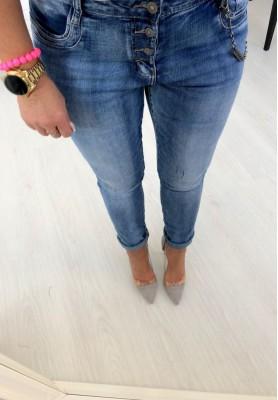 18329 Spodnie Jeans Luice