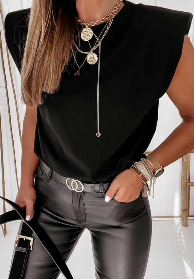 Bluzka Alana Black
