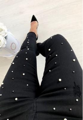 019 Spodnie Naomi Black