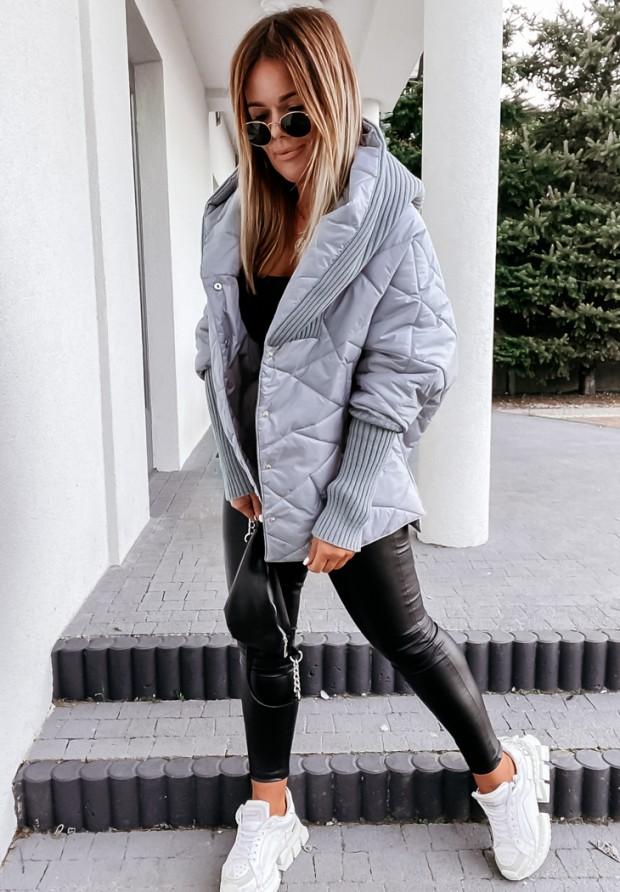 Kurtka Oversize Sancha Grey