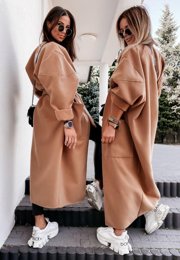 Płaszcz Oversize MC Rebledo Camel
