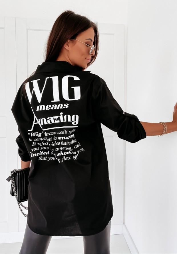 Koszula Amazing Black