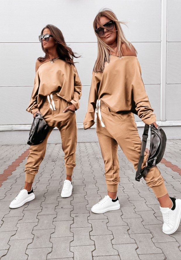 Bluza Shein Camel