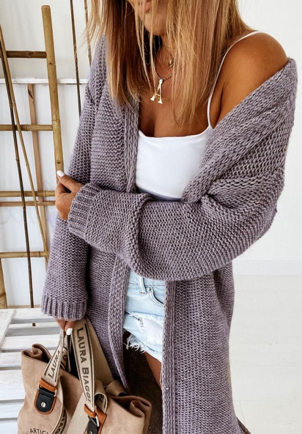 Sweter Kardigan Nancy Wrzos