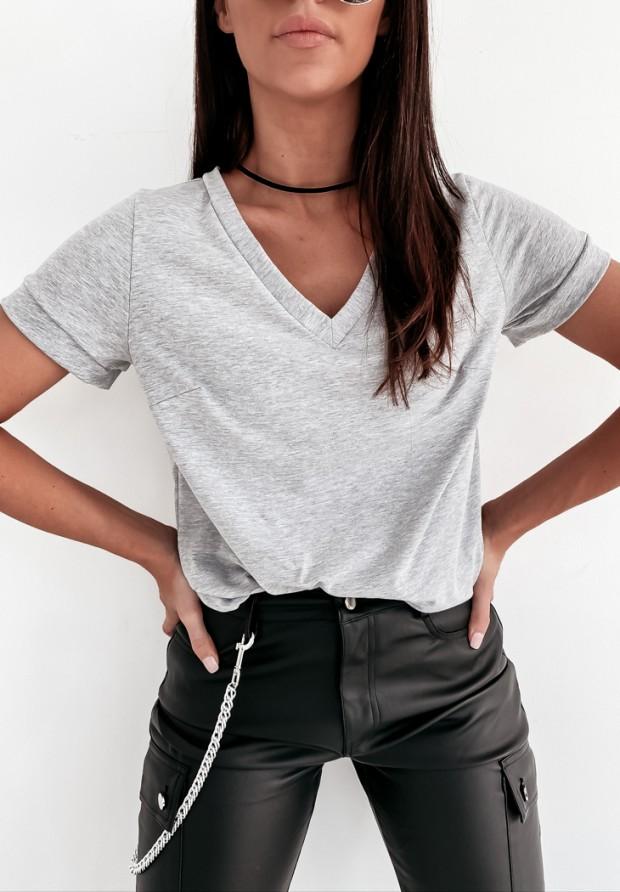 T-shirt Lauren Grey