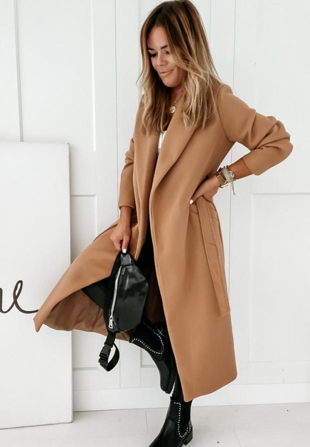 Płaszcz Sensual Camel