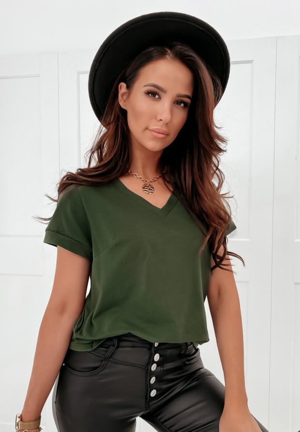 T-shirt Lauren Khaki