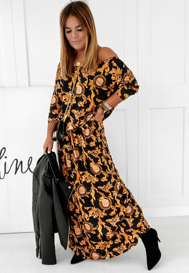 Sukienka Oriental Black