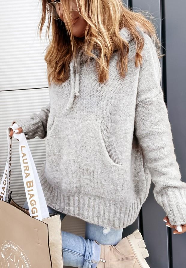 Sweter Carra Grey