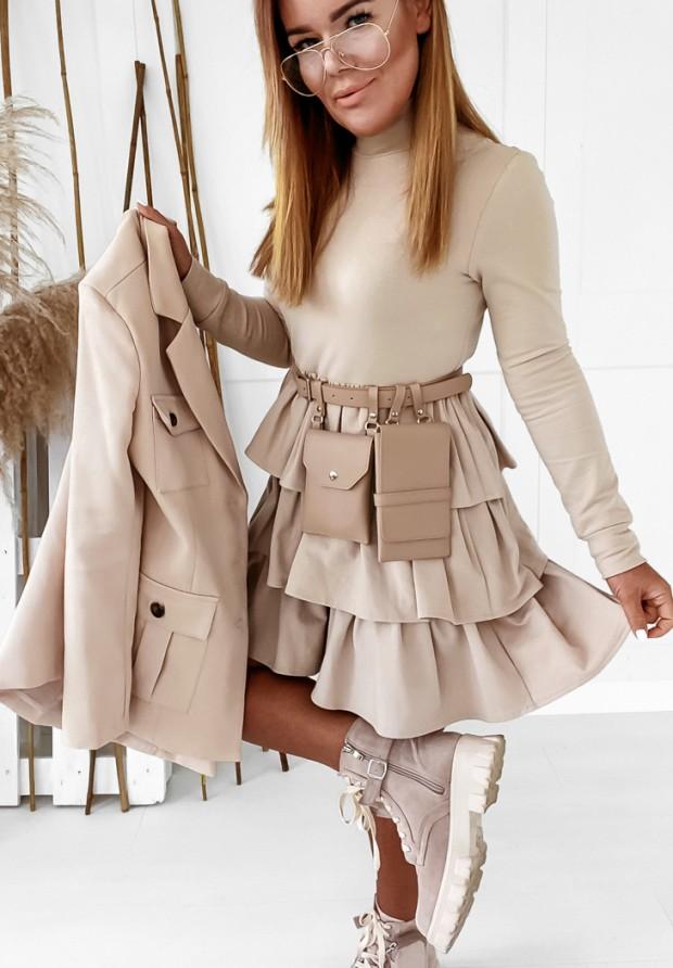 Sukienka Hose Beige
