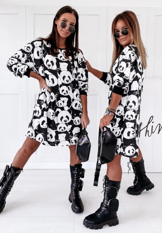 Sukienka Panda Black