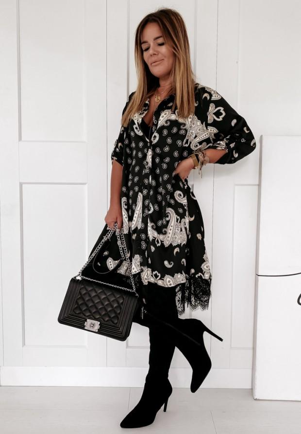 Sukienka Skyler Black