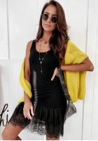 Sukienka Tunika Tiul Poppy Black