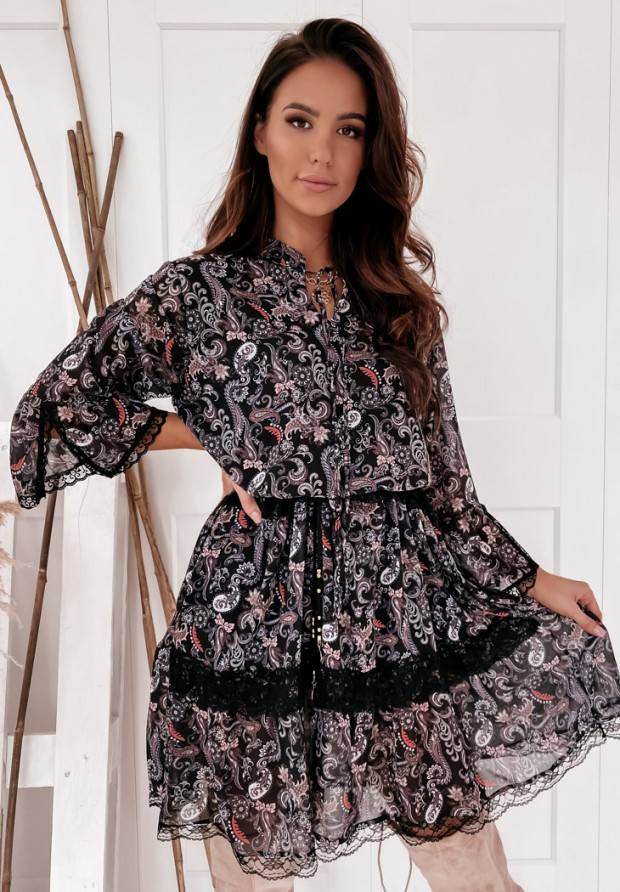 Sukienka Insert Black