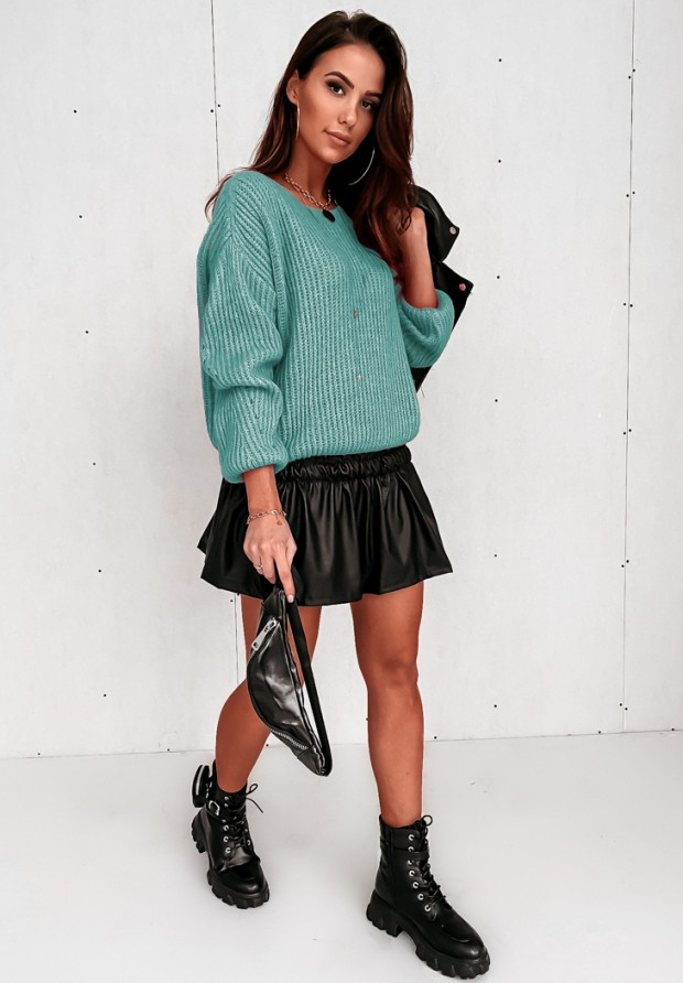 Sweter Promise Mint