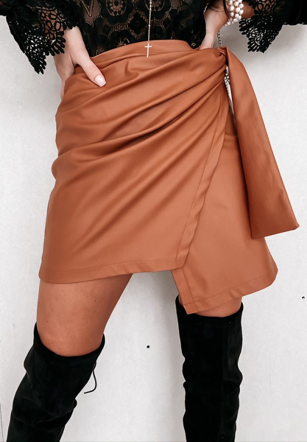 Spódniczka Barrosa Skin Camel