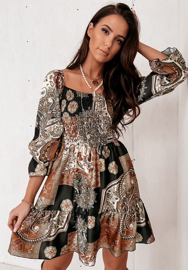 Sukienka Annecy Black