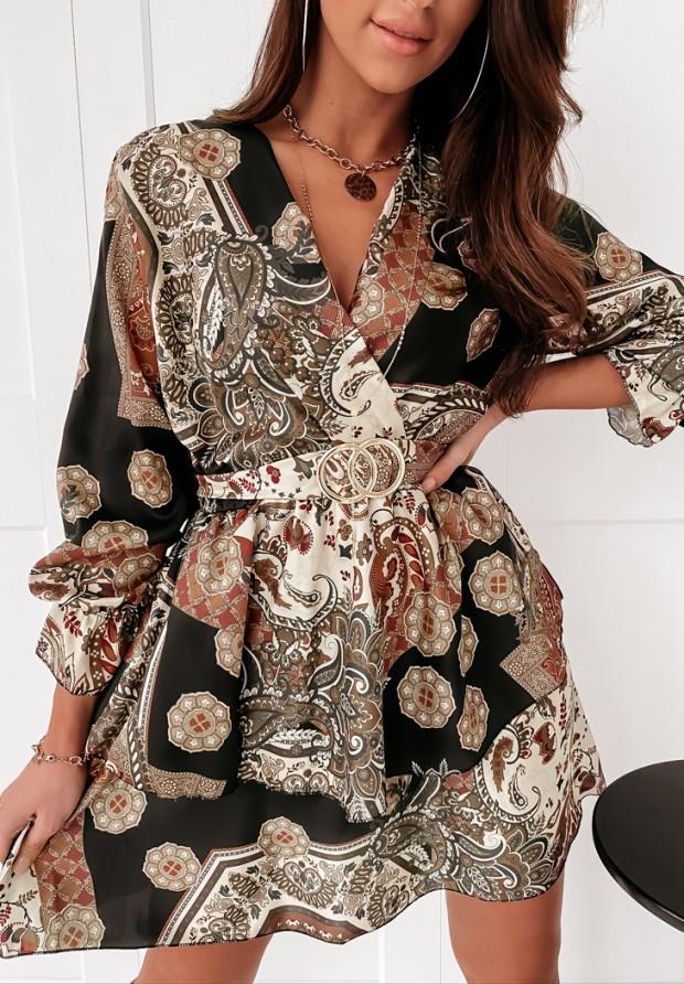 Sukienka Brendana Black