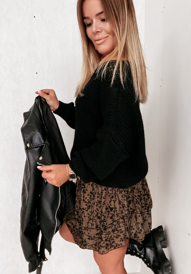 Sweter Chiocco Black