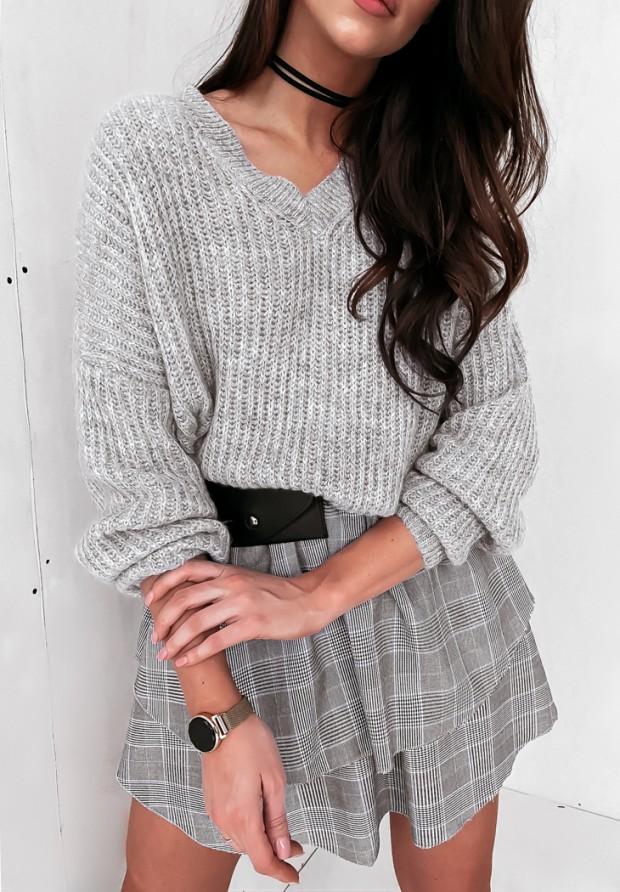 Sweter Vine Grey