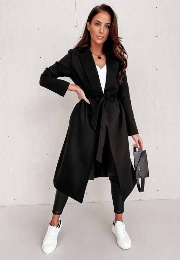 Płaszcz Zorria Black