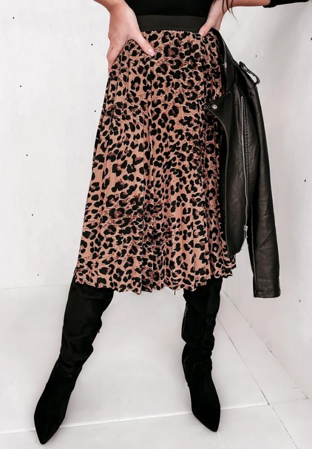 Spódnica Plisa Alita Panther