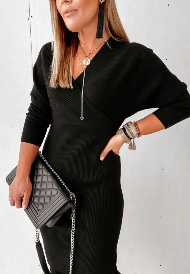 Sukienka Cocomore Glorie Black