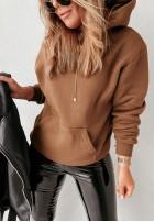 Bluza Beverly Camel